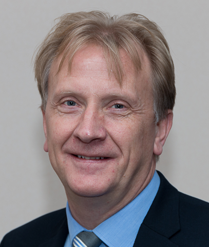 Picture of Chief Executive Peter Stanyon